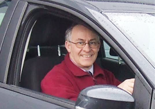 Philip Doyle, Driving instructor